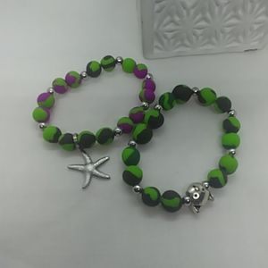 Cute children bracelets